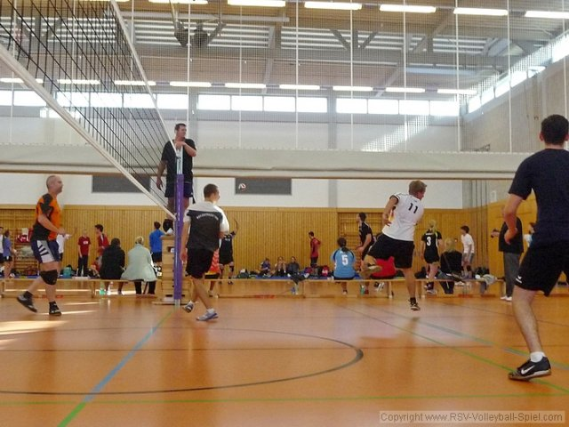 Volleyball-Cup 2011